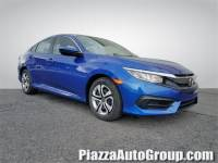 Certified 2018 Honda Civic LX in Reading, PA