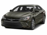 2016 Toyota Camry Sedan I4 Automatic Car