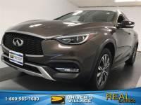 Used 2018 INFINITI QX30 For Sale at Burdick Nissan   VIN: SJKCH5CR3JA047254