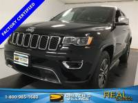Used 2018 Jeep Grand Cherokee For Sale at Burdick Nissan | VIN: 1C4RJFBG0JC431763