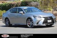 Pre Owned 2018 Lexus GS 450h F SPORT