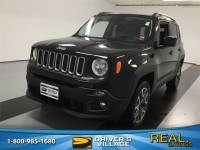 Used 2016 Jeep Renegade For Sale at Burdick Nissan | VIN: ZACCJBBT9GPE13844