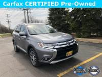 Used 2018 Mitsubishi Outlander For Sale in DOWNERS GROVE Near Chicago   Stock # PD10776