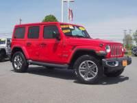 2018 Jeep Wrangler Unlimited Sahara 4x4 4x4 SUV