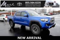 Certified Pre-Owned 2016 Toyota Tacoma TRD Offroad V6 Double Cab 4x4 w/Premium & Technolo Truck in Plover, WI