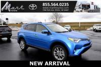 Used 2017 Toyota RAV4 Hybrid Limited All Wheel Drive w/Heated Leather Seats, Mo SUV in Plover, WI