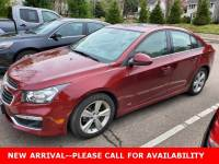 Used 2016 Chevrolet Cruze Limited 2LT Sedan FWD for Sale in Stow, OH