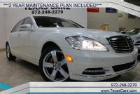 2011 Mercedes-Benz S 550 for sale in Carrollton TX