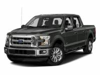 2016 Ford F-150 XLT Truck SuperCrew Cab EcoBoost V6 GTDi DOHC 24V Twin Turbocharged