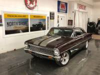 1966 Chevrolet Nova -CHEVY II-2INCH COWL-PRO TOURING-SEE VIDEO