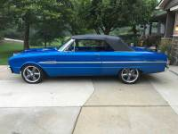 1963 Ford Falcon -FUTURA-BLUE ANGEL- COME CHECK OUT THIS CONVERTIBLE CLASSIC-