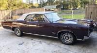 1966 Pontiac GTO - CONVERTIBLE - PHS DOCS - 389 - 4 SPEED