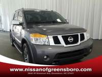 Pre-Owned 2015 Nissan Armada Platinum SUV in Greensboro NC