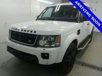 Used 2015 Land Rover LR4 Base SUV | Cincinnati