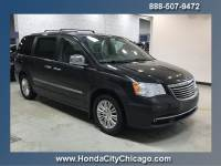 Used 2014 Chrysler Town & Country Limited For Sale Chicago, Illinois