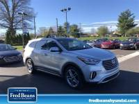 2017 Hyundai Santa Fe Limited Ultimate Limited Ultimate 3.3L Auto AWD in Doylestown, PA