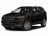 Certified Pre-Owned 2018 Jeep Cherokee Limited 4x4 Sport Utility in Grants Pass