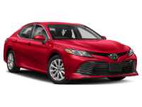 New 2019 Toyota Camry LE FWD 4D Sedan