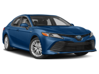 New 2019 Toyota Camry Hybrid XLE FWD 4D Sedan