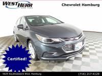 2017 Chevrolet Cruze Premier Sedan