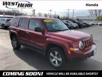 2016 Jeep Patriot High Altitude SUV