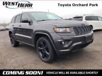 2015 Jeep Grand Cherokee Altitude SUV