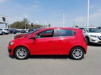 2015 Chevrolet Sonic HB Manual LT