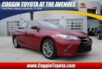 Pre-Owned 2017 Toyota Camry SE Sedan Front-wheel Drive in Jacksonville FL