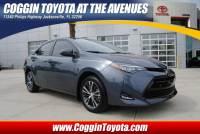Pre-Owned 2017 Toyota Corolla LE Sedan Front-wheel Drive in Jacksonville FL