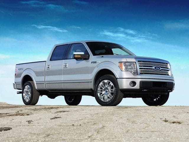 Photo Used 2011 Ford F-150 Truck SuperCrew Cab V-8 cyl For Sale in Surprise Arizona