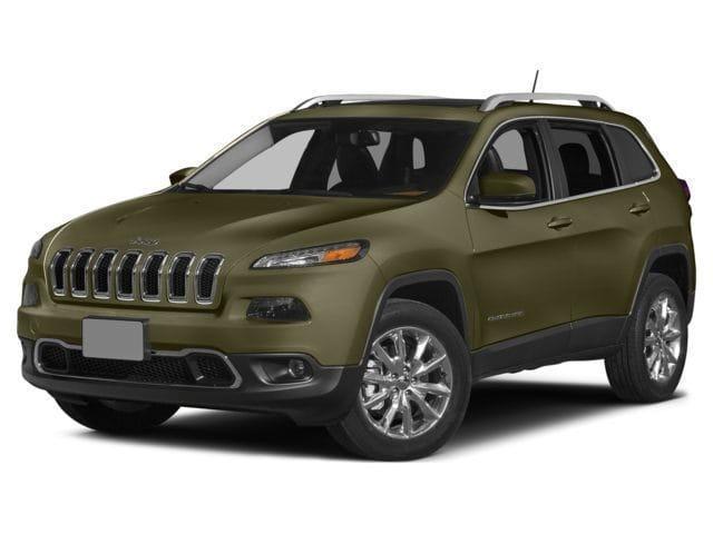 Photo Used 2015 Jeep Cherokee Latitude 4x4 SUV For Sale Leesburg, FL