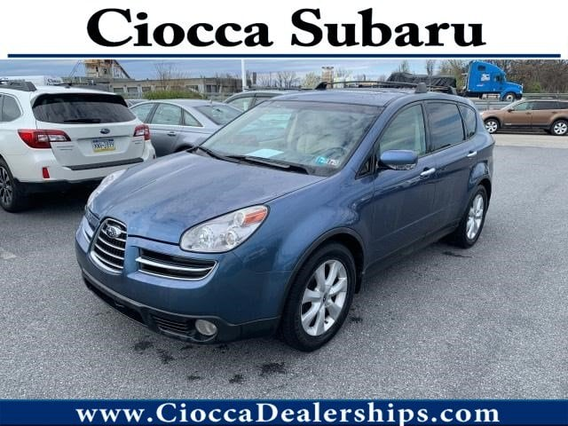 Photo Used 2006 Subaru B9 Tribeca 7-Pass Ltd For Sale in Allentown, PA