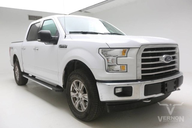 Photo Used 2017 Ford F-150 XLT Texas Edition Crew Cab 4x4 in Vernon TX