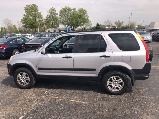 Photo 2002 Honda CR-V EX SUV
