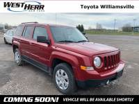 2012 Jeep Patriot Sport SUV For Sale - Serving Amherst