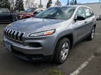 Used 2015 Jeep Cherokee Sport FWD SUV in Eugene