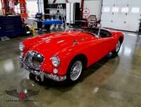 1962 MG MGA Mk II $26,900