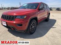 Certified Used 2017 Jeep Grand Cherokee Trailhawk 4x4 SUV