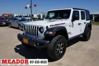 Certified Used 2018 Jeep Wrangler Unlimited Rubicon 4x4 SUV