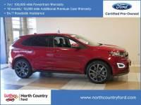 2015 Ford Edge Sport AWD SUV V6