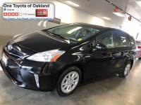 Certified Pre-Owned 2014 Toyota Prius v Three Wagon in Oakland, CA