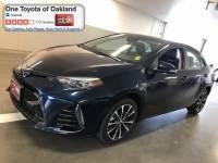 Pre-Owned 2019 Toyota Corolla SE Sedan in Oakland, CA