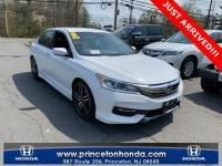 2016 Honda Accord Sport w/Honda Sensing Sedan for sale in Princeton, NJ