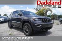Certified Used 2016 Jeep Grand Cherokee Limited SUV in Miami