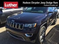 2018 Jeep Grand Cherokee 4x4 SUV