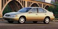 Pre-Owned 1998 Nissan Altima 4dr Sdn XE Manual