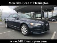 Used 2013 Audi A6 2.0T Premium For Sale in Allentown, PA
