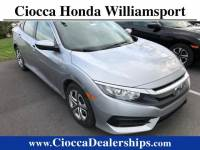 Used 2016 Honda Civic LX For Sale in Allentown, PA