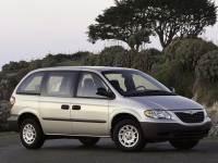 2003 Chrysler Voyager LX Minivan/Van FWD