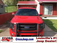 PRE-OWNED 2014 FORD F-150 FX4 4WD